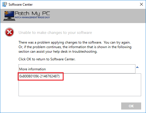 Error-0x800b0109-Third-Party-Updates-SCCM