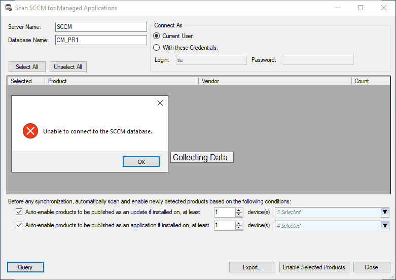 Minimum Permissions Required for Patch My PC to Scan the