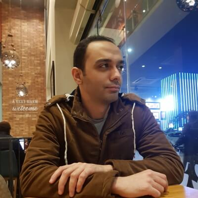Omar Ramiah Patch My PC Team Photo