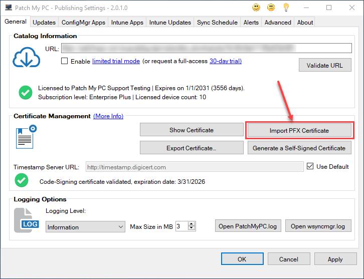 Error-0x800b0101-Third-Party-Updates-SCCM-5