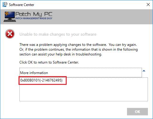 Error-0x800b0101-Third-Party-Updates-SCCM